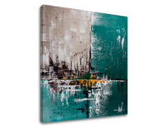 Tablouri canvas ABSTRACT XOBFB554E1