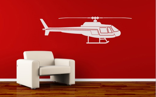 Stickere HELICOPTER NAH021