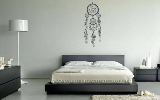 Stickere pentru pereți DREAM CATCHER NALS002