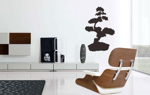 Stickere BONSAI NASB02