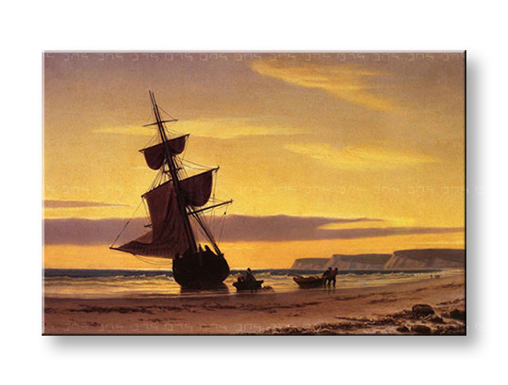 Tablouri COASTAL SCENE – William Bradford