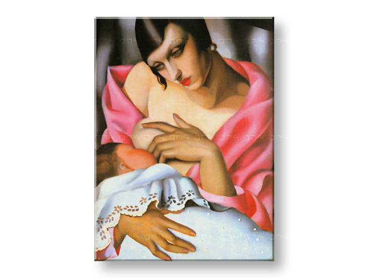 Tablouri MOTHER SUPERIOR – Tamara de Lempicka