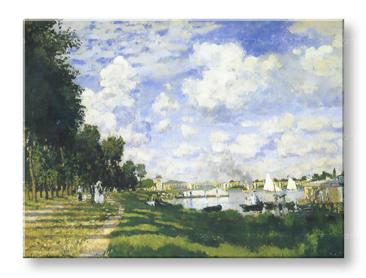 Tablouri ARGENTEUIL – Claude Monet