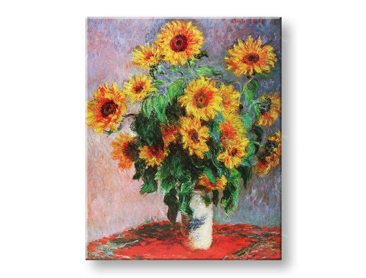 Tablouri SUNFLOWER – Claude Monet