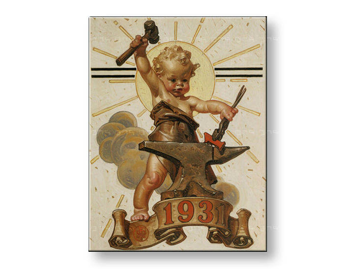 Tablouri 1931 – J.C. Leyendecker REP188