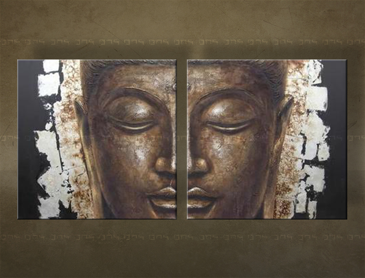Tablouri canvas BUDDHA FB083E2