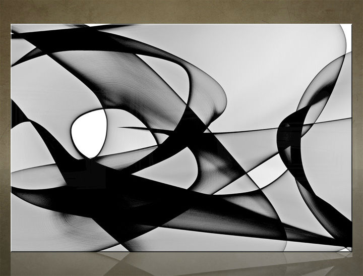 HD Tablouri 1-piese ABSTRACT AB013O1