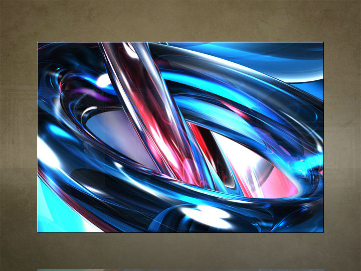 HD Tablouri 1-piese ABSTRACT AB030O1