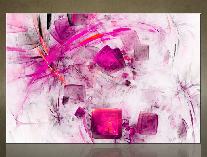 HD Tablouri 1-piese ABSTRACT AB045O1