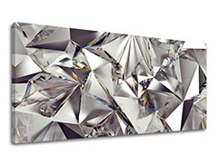 Tablouri canvas ABSTRACT Panorama AB022E13