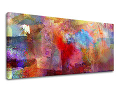 Tablouri canvas ABSTRACT Panorama AB072E13