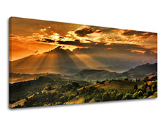 Tablouri canvas PEISAJE Panorama KR030E13