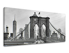 Tablouri canvas ORAȘE Panorama - NEW YORK ME114E13