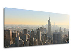 Tablouri canvas ORAȘE Panorama - NEW YORK ME117E13