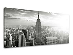 Tablouri canvas ORAȘE Panorama - NEW YORK ME134E13