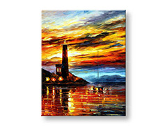 Tablouri canvas LIGHTHOUSE FB094E1