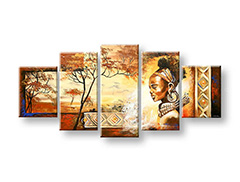 Tablouri canvas AFRICA FB448E5