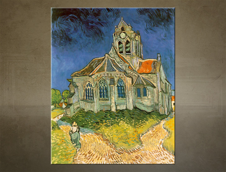 Tablouri CATHEDRAL – Vincent van Gogh