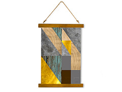 Wall Hanging Canvas The Tender Intensity - Dan Johannson XMPDJ001