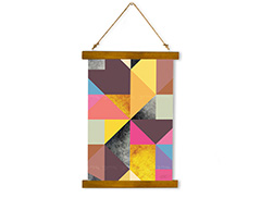 Wall Hanging Canvas The Tender Intensity - Dan Johannson XMPDJ005