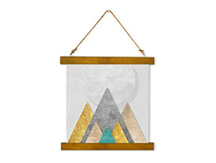 Wall Hanging Canvas Movement of God - Dan Johannson XMPDJ020