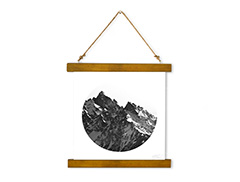 Wall Hanging Canvas Element - Dan Johannson XMPDJ047