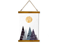 Wall Hanging Canvas Conclusion and Model - Dan Johannson XMPDJ068