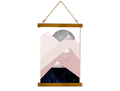 Wall Hanging Canvas The Preconceived Air - Dan Johannson XMPDJ090