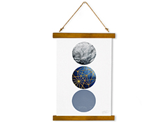 Wall Hanging Canvas Modular Feeling - Dan Johannson XMPDJ106