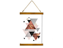 Wall Hanging Canvas Incidental Lover - Dan Johannson XMPDJ120